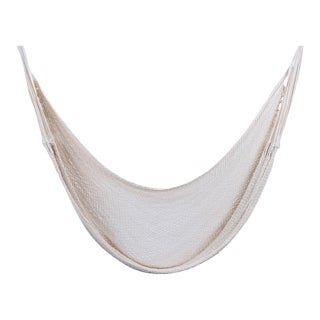 Handmade Mountaineer Natural Cotton Hammock For Sale
