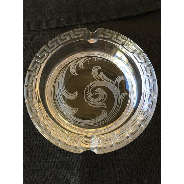 Versace Greek Key Ashtray - Image 2 of 3