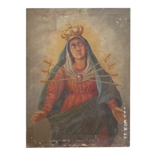 Our Lady of Sorrows Painting For Sale