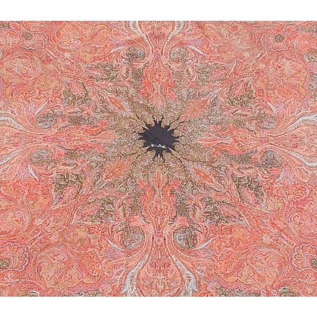 Kashmir Shawl For Sale - Image 4 of 4