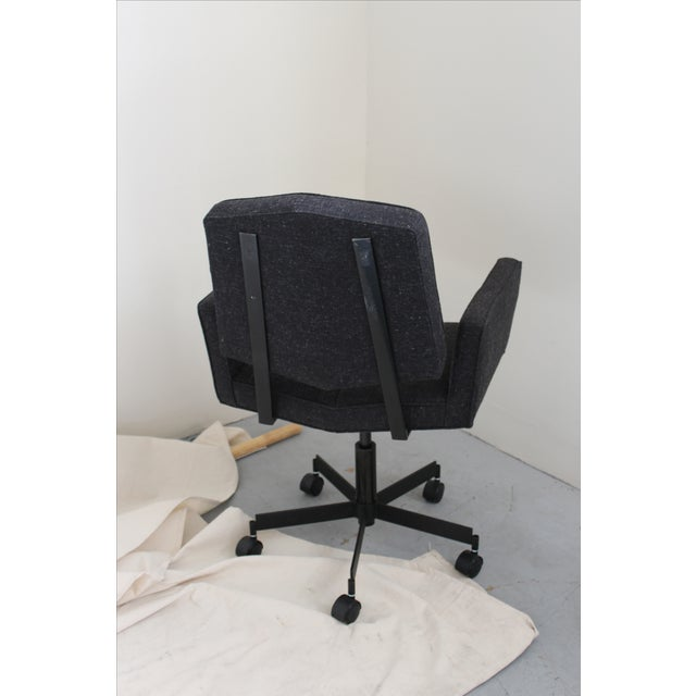Vintage Style Desk Chair - Image 5 of 5