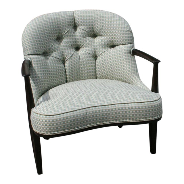 "Edward Wormley ""Janus"" Armchair for Dunbar - Image 1 of 11"