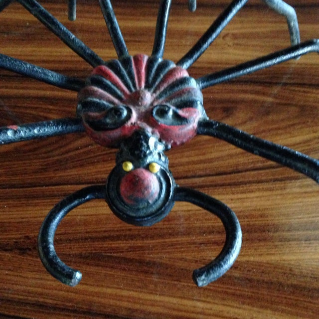 Cast Iron Spider For Sale - Image 4 of 8