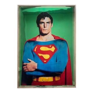 1978 Framed Mylarman Movie Poster For Sale