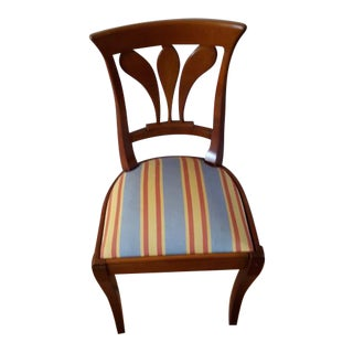Grange Directoire Dining Room Chair For Sale