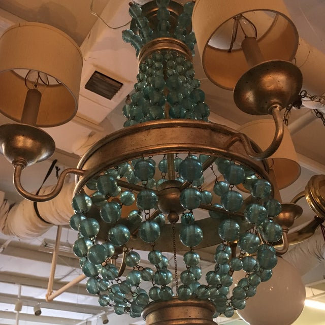 Currey & Company Serena Chandelier - Image 5 of 6