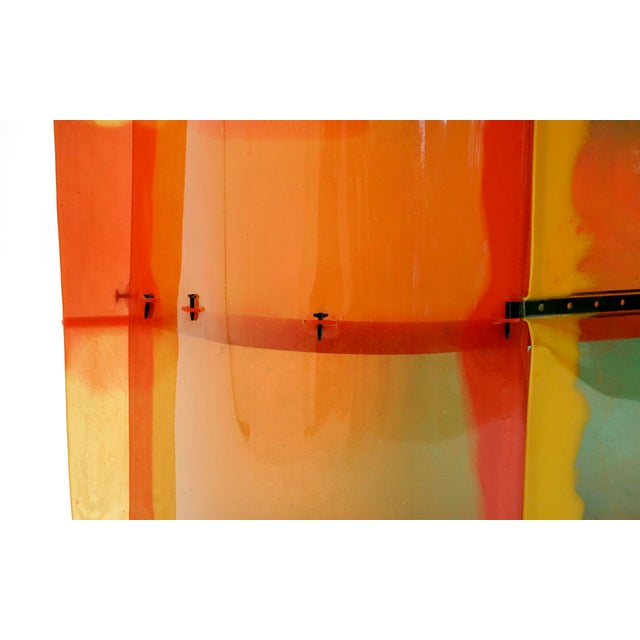 "Gaetano Pesce ""Nobody's Perfect"" Multi-Color Resin Sideboard For Sale - Image 11 of 13"