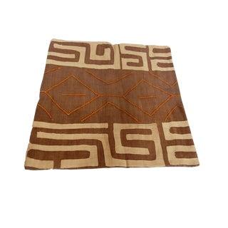 Kuba Textile Pillow Cover