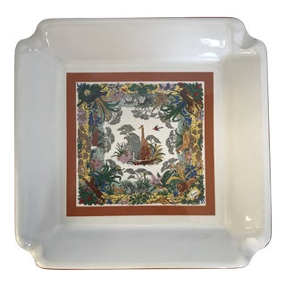 Vintage Gucci Ashtray Trinket Dish For Sale