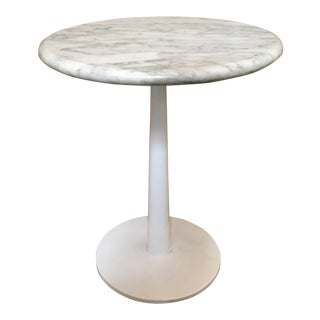 Laverne Marble Top Stem Table