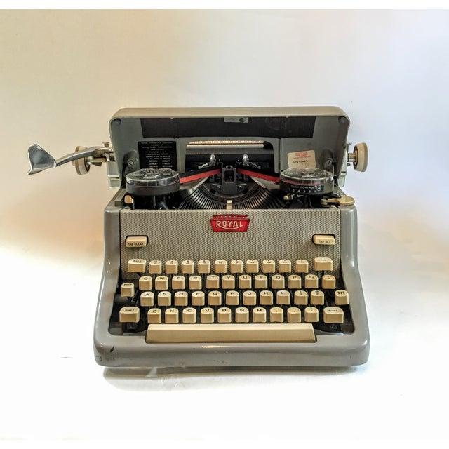 1960s Royal Typewriter Magic Margin - Image 3 of 11