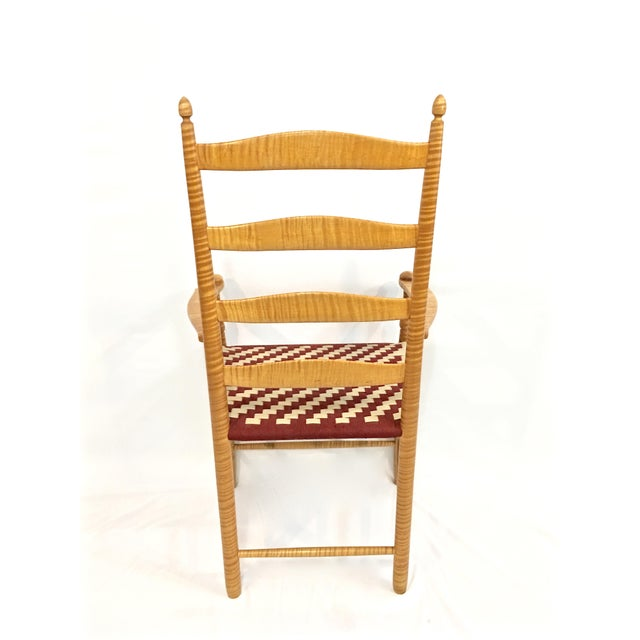 Reproduction Shaker Arm Chair - Image 7 of 8