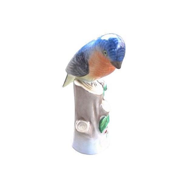 Vintage Herend Porcelain Wildbird Figurine - Image 8 of 8