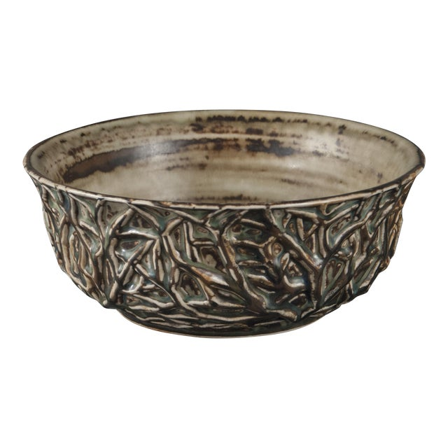 Bowl by Axel Salto for Royal Copenhagen For Sale