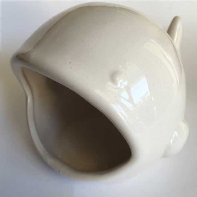 Ceramic Whale Sponge Holder - Image 7 of 11