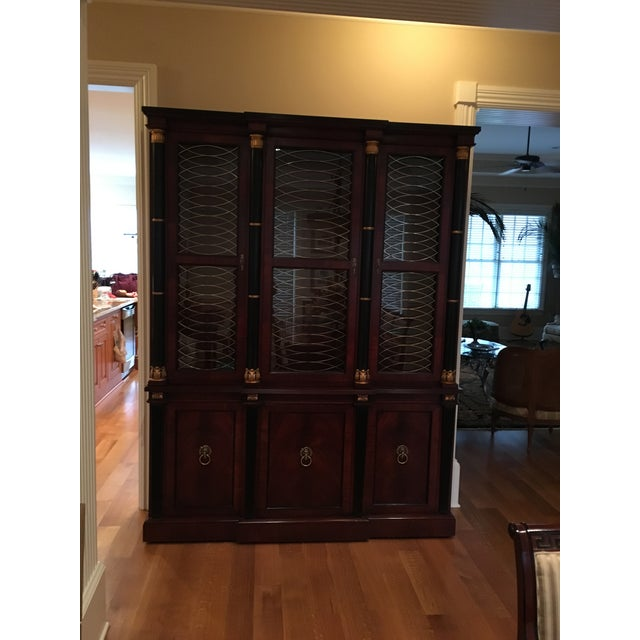 Baker Regency China Cabinet - Image 4 of 5