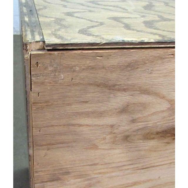 Antique Wooden Locker Unit For Sale - Image 10 of 10