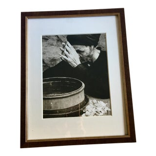 """""""Praying for Alms"""" Black & White Photography For Sale"""