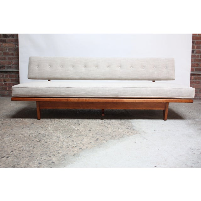Pair of Daybed Sofas by Richard Stein for Knoll - Image 4 of 11