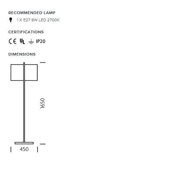 Art Deco Polished Chrome Arrive Floor Lamp For Sale - Image 3 of 4