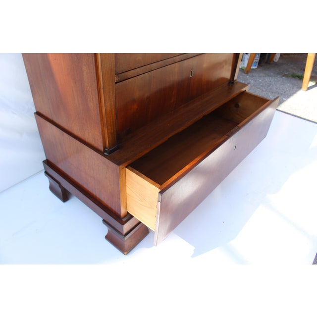 Biedermeier Small Chest of Drawers - Image 11 of 11