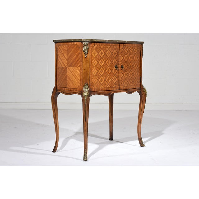 French Louis XVI-Style Commodes - A Pair - Image 6 of 10