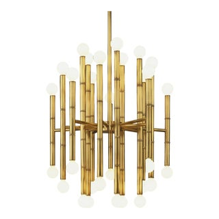 Jonthan Adler Meurice Chandelier For Sale