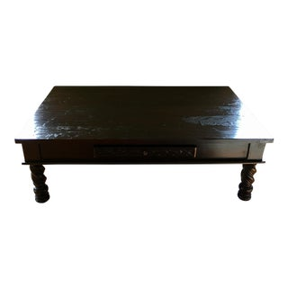 Vintage India Large Coffee Table