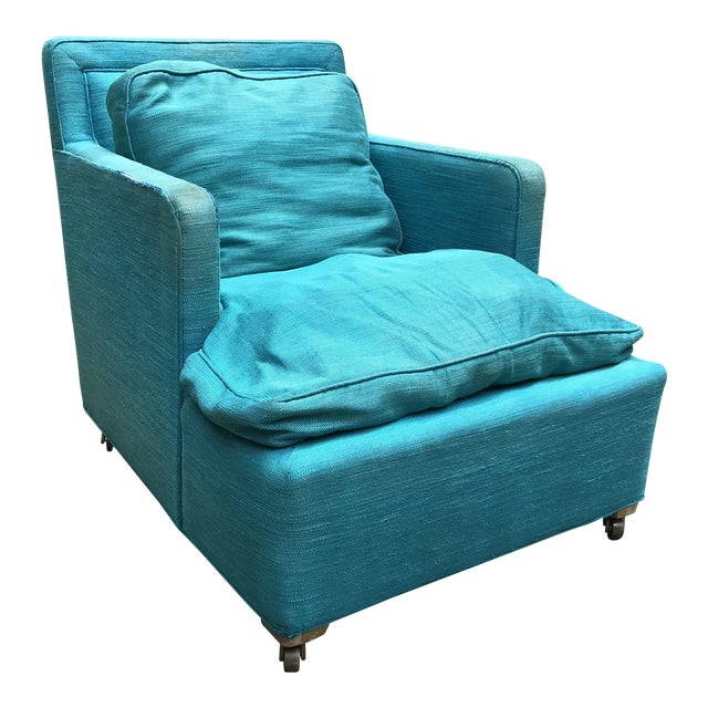 Lounge Chair Designed by Edward Wormley for Dunbar For Sale