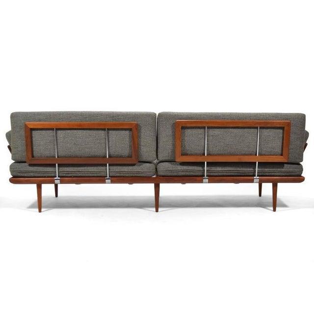 Gray Peter Hvidt & Orla Mølgaard-Nielsen Oversize Minerva Sofa by France & Son For Sale - Image 8 of 11