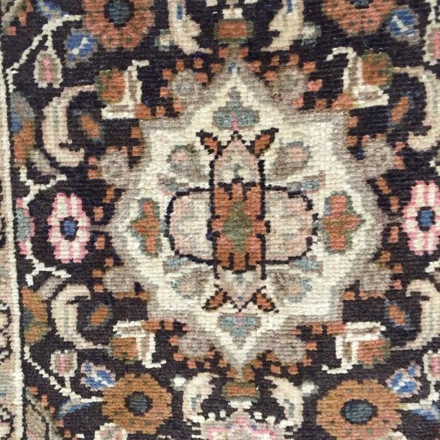 Hamadan Handmade Persian Rug - 1′6″ × 2′2″ - Image 4 of 9