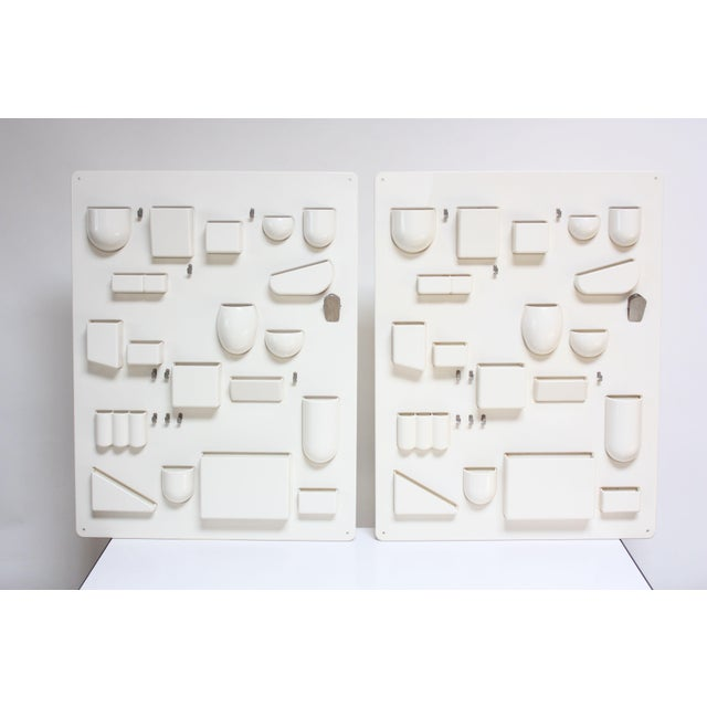 Pair of First Edition Uten.Silo I Wall Organizers by Dorothee Maurer-Becker For Sale - Image 13 of 13