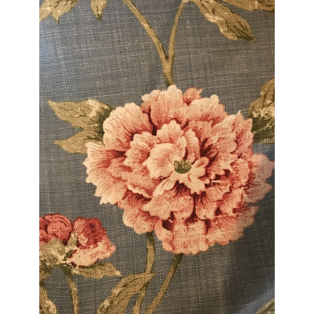 7 3/8 KARINA by Colefax & Fowler A romantically soft floral developed from a hand painted silk fragment. BRANDColefax and...
