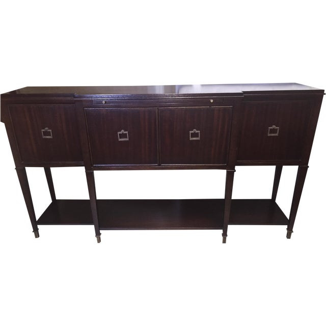 Vanguard Dark Brown Buffet - Image 1 of 5