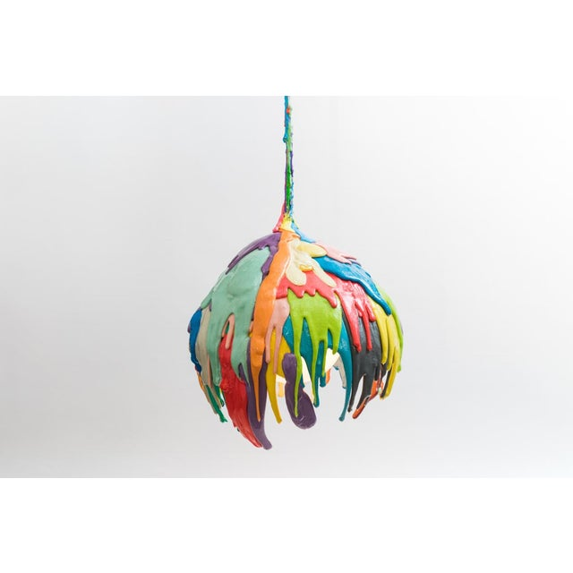 2010s Swamp Pet Chandelier, Usa, 2019 For Sale - Image 5 of 11