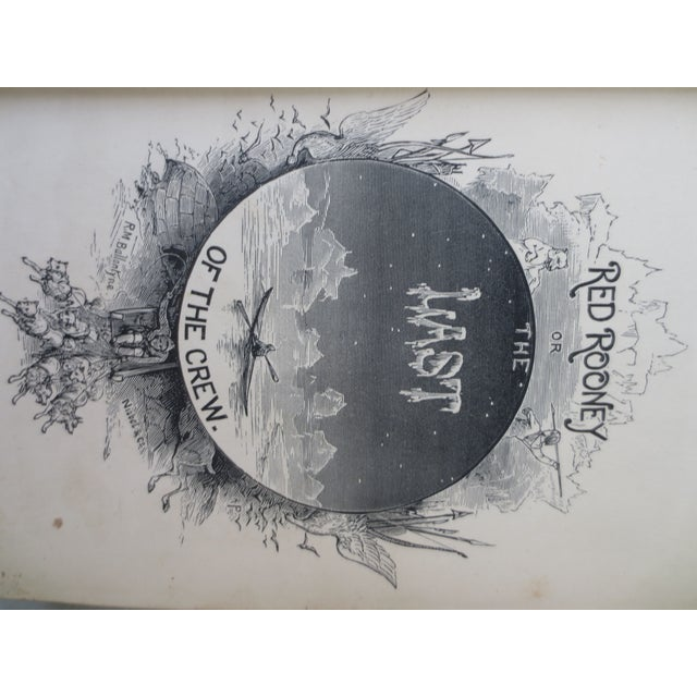 Antique 'Red Rooney or the Last of the Crew' Book - Image 7 of 7