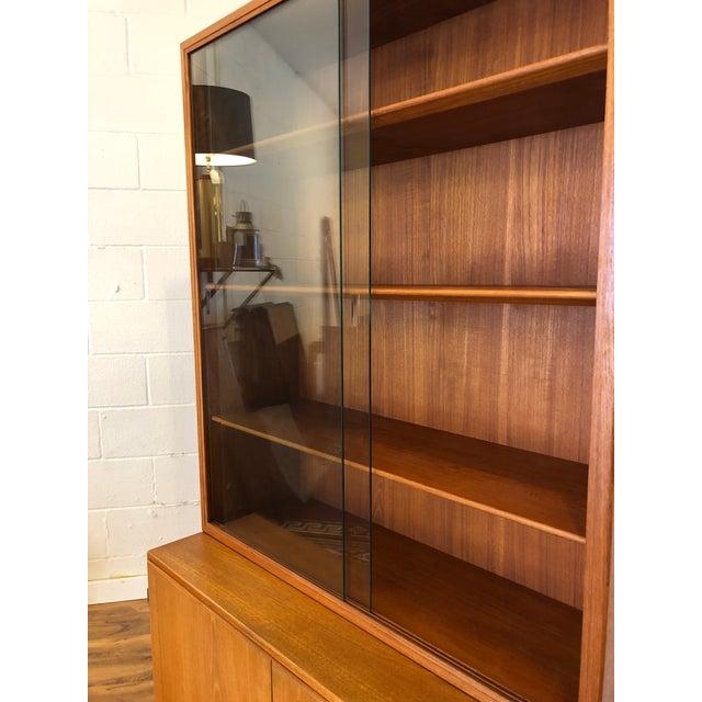 Borge Mogensen Danish Teak Cabinet / Display For Sale - Image 10 of 13