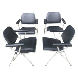 Mid-Century Warren McArthur Chairs - Set of 4 For Sale