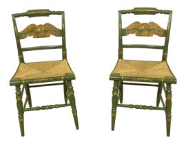 Image of Hitchcock Side Chairs