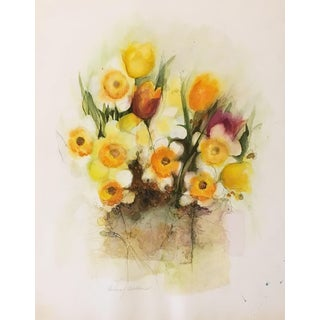 "Barbara Weldon ""flowers"" For Sale"