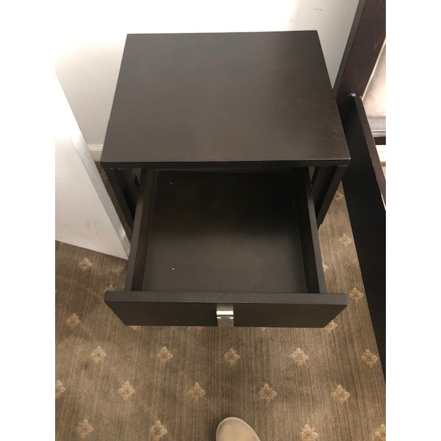 West Elm Niche nightstand. Compact and sturdy, in great condition still.