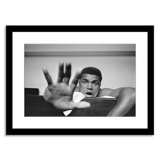 """Give Me Five,"" Photograph by Len Trievnor"