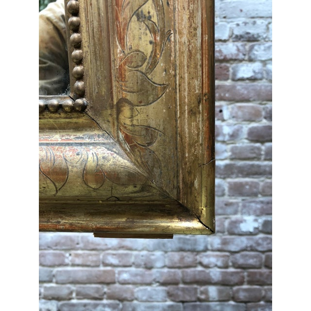 19th Century Mirror For Sale - Image 4 of 10