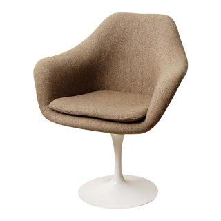 Mid-Century Eero Saarinen Style Tulip Chairs - Set of 4 For Sale