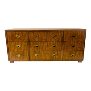 Drexel Campaign Style Chest For Sale