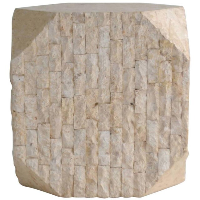 Tessellated Pedestal For Sale - Image 11 of 11
