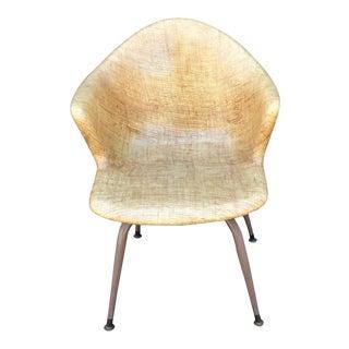 Vintage Fiberglass Swivel Chair For Sale