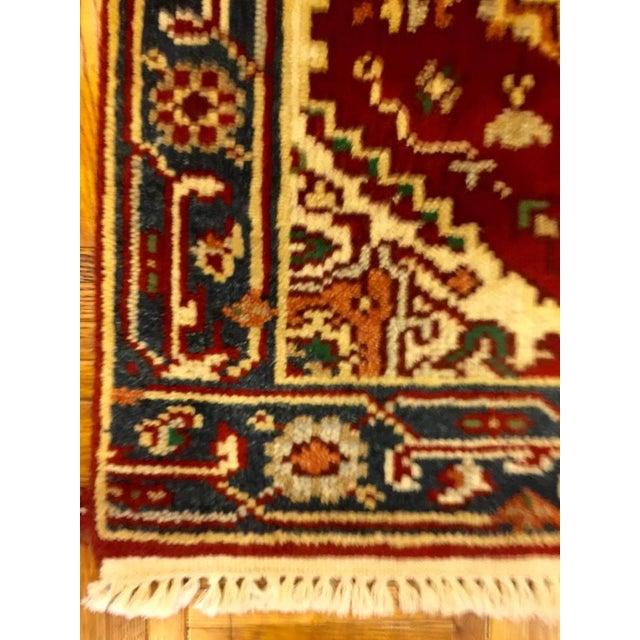 Turkish Sami-Antique Rug - 2′1″ × 3′ - Image 5 of 5