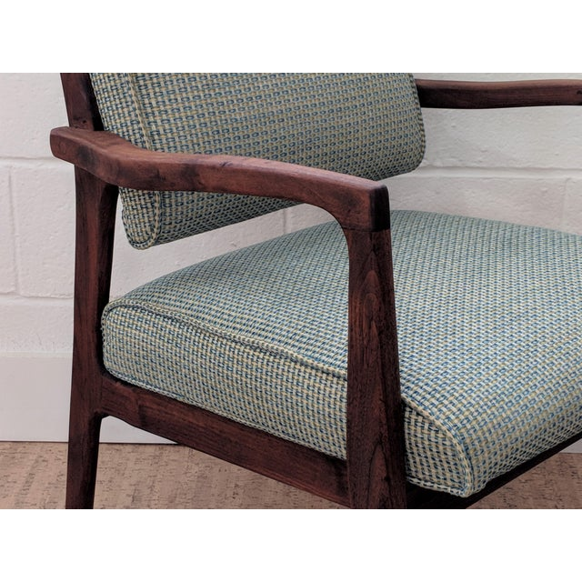 1960s Restored Vintage Armchair For Sale - Image 10 of 11