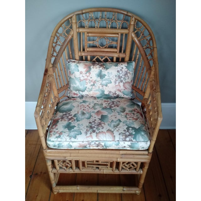 Brighton Pavilion Inspired Bamboo Chair - Image 3 of 7